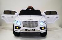 BENTLEY E777KX с дистанционным управлением белый 4665294267360