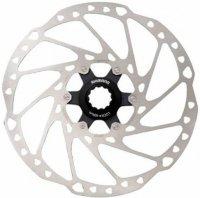 Тормозной диск велосипедный Shimano Deore RT64, 203 мм, Centre Lock ESMRT64L