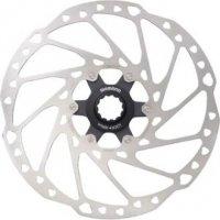 Тормозной диск велосипедный Shimano Deore RT64, 180мм, C.Lock ESMRT64M