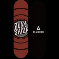 Скейтборд PLAYSHION GUN