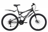 Велосипед Black One Attack FS 26 D (2018)