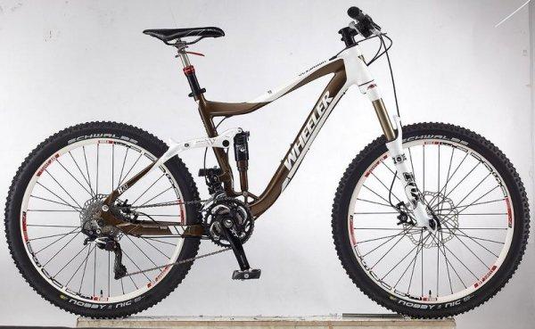 2012 Велосипед Wheeler Hornet 20 30-скоростей