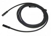 Электро провод SHIMANO Di2 EW-SD50, для Ultegra Di2 STEPS, 1400 мм, цвет черный, IEWSD50L140