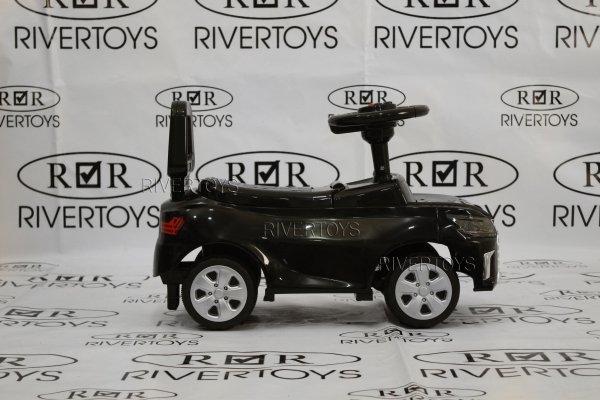 Толокар RiVeRToys Mercedes-Benz GL63 A888AA (ЛИЦЕНЗИОННАЯ МОДЕЛЬ)