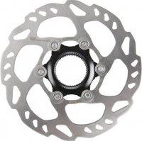 Тормозной диск велосипедный Shimano RT68, 160 мм, Centre Lock ISMRT68S