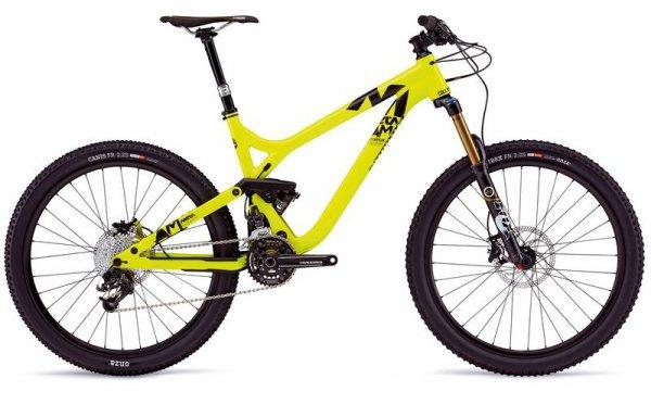 Велосипед Commencal META AM1 (2013)