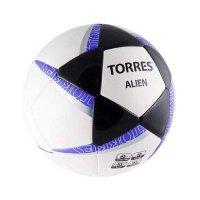 Мяч футбольный TORRES Alien White