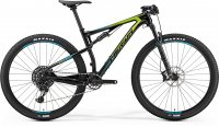 Велосипед Merida NINETY-SIX 9.6000 (2019)