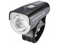 Фара передняя  Sigma ROADSTER USB: светодиод CREE, 25 люкс, освещаемая дистанция 30м, время работы 3,5/5ч, зарядка чер...