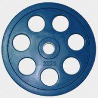 Олимпийский диск евро-классик с хватом Ромашка, Oxygen 20 кг.