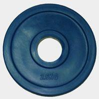 Олимпийский диск евро-классик, серия Ромашка Oxygen 2.5 кг.