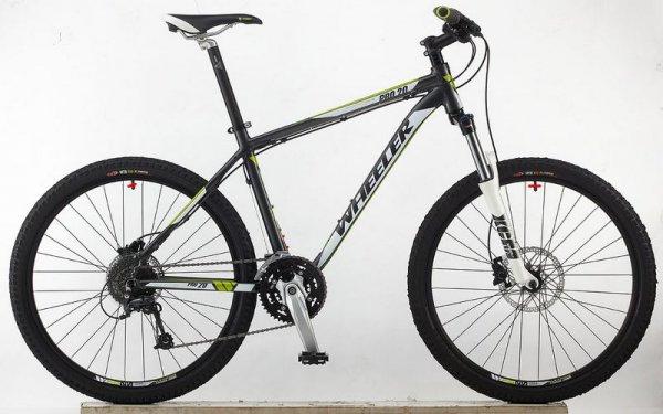 2012 Велосипед Wheeler Pro 20 (Pro 39) 27-скоростей