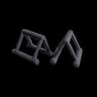 Стоялки для отжиманий Body Solid премиум