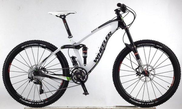 2012 Велосипед Wheeler R.A.M.P. 10 30-скоростей