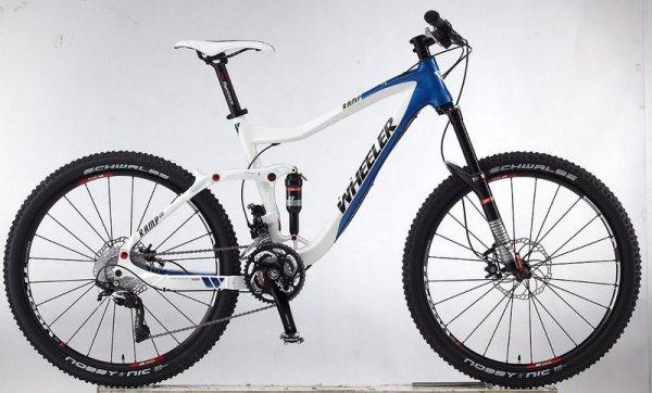2012 Велосипед Wheeler R.A.M.P. 20 30-скоростей