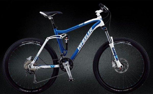 2012 Велосипед Wheeler R.A.M.P. 40 30-скоростей