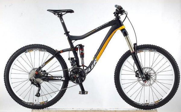 2012 Велосипед Wheeler Raptor 30 30-скоростей
