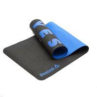 Тренировочный коврик (мат) для йоги Reebok YES I CAN RAYG