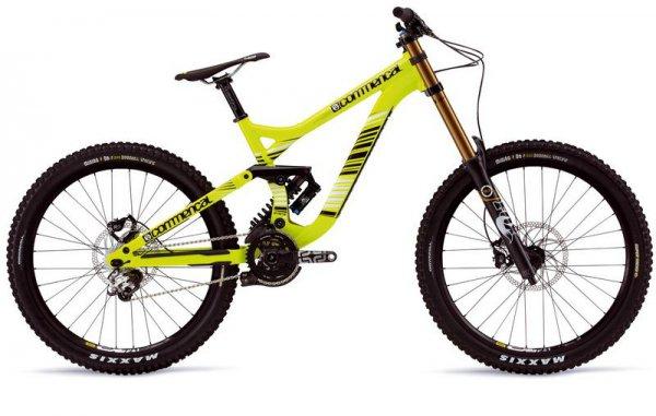 Велосипед Commencal SUPREME DH WORLD CUP (2013)