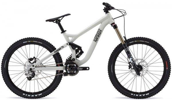 Велосипед Commencal SUPREME FR 2 (2013)