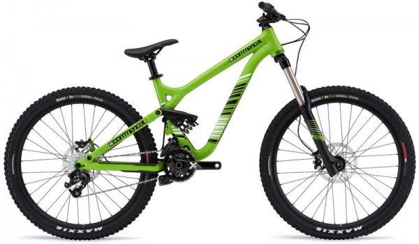 Велосипед Commencal SUPREME JR (2013)