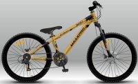Велосипед MAXXPRO SHORT (2016)