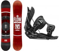 Комплект сноуборд+ крепления Head Merc BLK +Flite Black (Сезон 14-15)