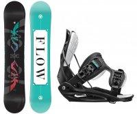 Комплект сноуборд+ крепления Head Venus BLK+ Haylo Black (Сезон 14-15)
