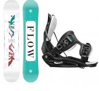 Комплект сноуборд+ крепления Head Venus WHT+ Haylo Black (Сезон 14-15)