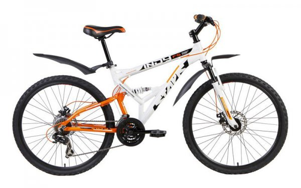 2013 Велосипед Stark Indy fs disc