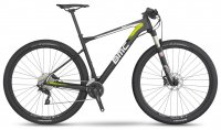 Велосипед BMC Teamelite 02 SLX/XT Yellow (2016)