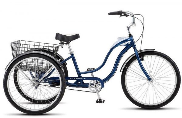 2012 Велосипед Schwinn Town & Country