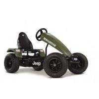 Веломобиль BERG  Jeep Revolution BFR (07.50.00.01+07.55.00.04)