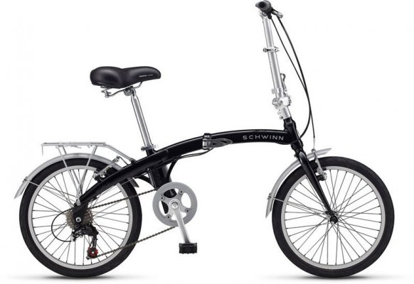 2012 Велосипед Schwinn World Folding
