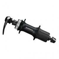 Велосипедная втулка  SHIMANO задняя FH-RM35 ALTUS, C. LOCK, 32H, чёрная, с эксцентриком, без упаковки