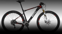 Велосипед BMC MTB Teamelite TE01 29 XT 2x11 Team Red (2015)