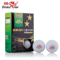 Набор мячей для настольного тенниса  Double Fish 2*