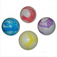 Мяч радужный TB04 (20см, цвета в ассортименте)