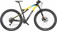 Велосипед Wilier 110FX'19 XT 2x11, FOX 32 SC CrossMax Elite Carbon (2019)