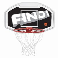 Баскетбольный щит AND1 Basketball Backboard 110cm