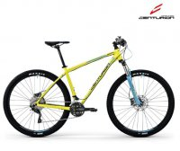 Велосипед Centurion Backfire PRO 400.27 (2017)