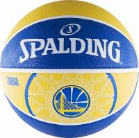 Мяч баскетбольный Spalding NBA Golden State