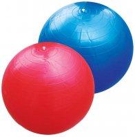 Гимнастический шар гладкий большой Housefit диаметр 650мм