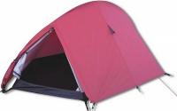 Палатка 2-м Bergen Sport Uno-2 вишнёвый/чёрный