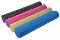 Валик для йоги Housefit PE 15*45см пурпурный