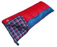 Спальный мешок Housefit красный/синий