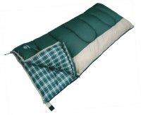 Спальный мешок Housefit зеленый