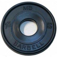 Евро-классик диск Barbell 1,25 кг