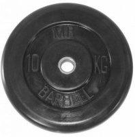 Олимпийские диски Barbell 10 кг 31мм