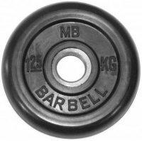 Олимпийские диски Barbell 1,25 кг 50мм
